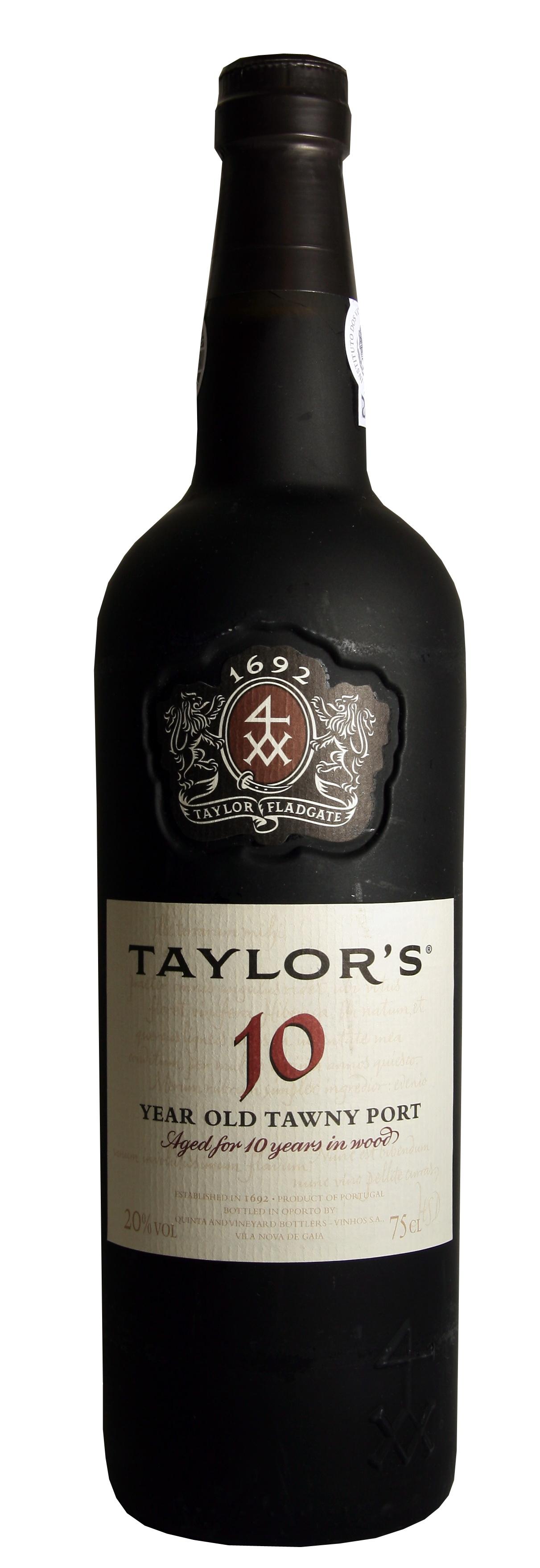 Taylors 10 god