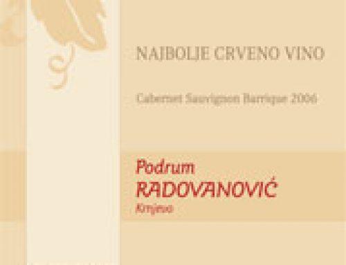 Wine Style nagrade za 2008. godinu