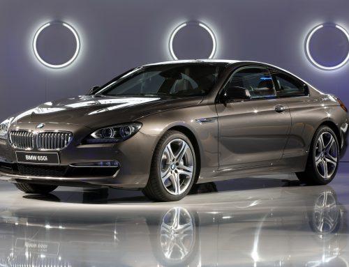 BMW serije 6 coupé