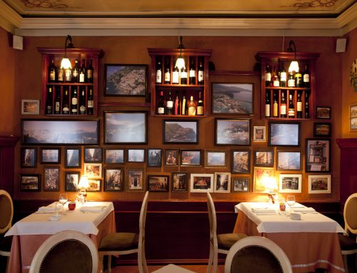 Restoran Bella Napoli