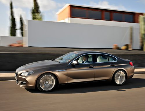 BMW serije 6 Gran Coupe