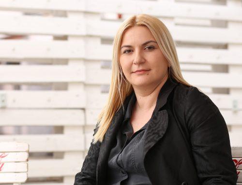 Julija Žigić, Senior Brend menadžer za vodu Rosa