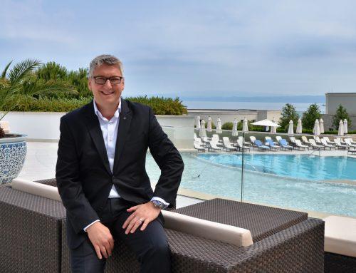 Dalibor Škvorc, generalni direktor hotela Kempinski Hotel Adriatic