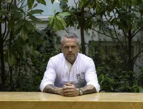 Eyck Zimmer, direktor kuhinje beogradskog hotela Square Nine Beograd