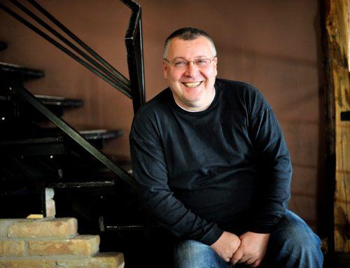Miloš Latinović, pisac i direktor Bitef teatra i festivala Bitef
