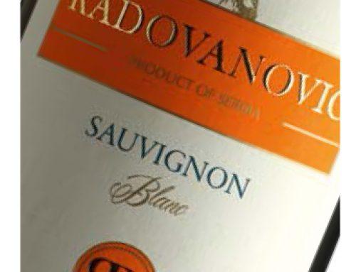 Sauvignon blanc, Radovanović