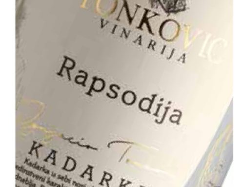 Rapsodija, Tonković