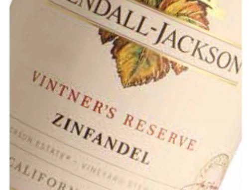 Zinfandel Vinter's Reserve, Kendall-Jackson