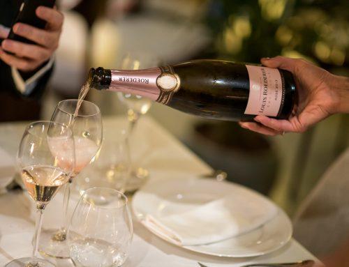 Louis Roederer & Wine Art vinska večera