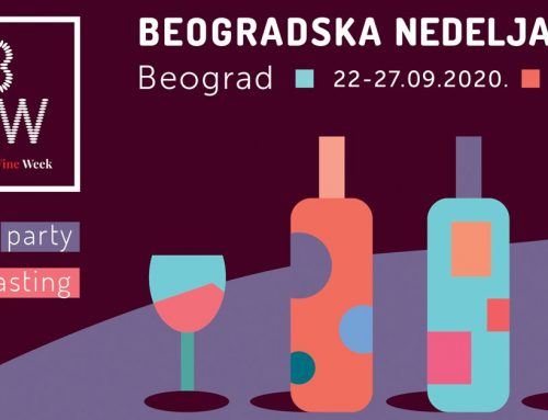 Belgrade Wine Week 2020