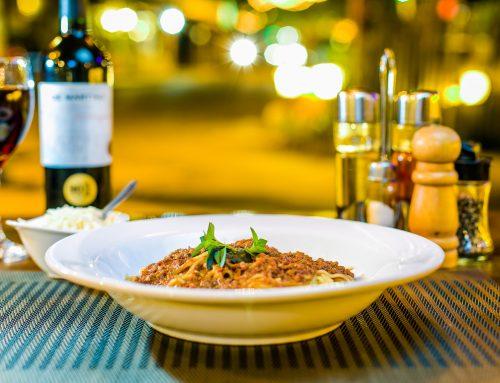 Bliski susret hrane i vina