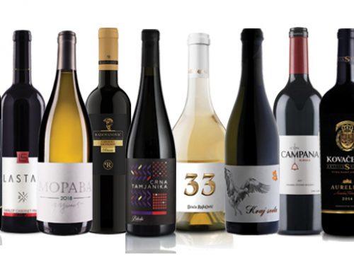 Najatraktivnija srpska vina u 2020.