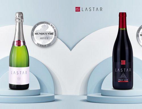 Nove medalje za vinariju Lastar!