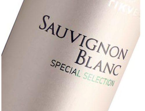 Sauvignon Blanc Special Selection, Vinarija Tikveš